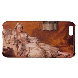 Coques Pour iPhone 5C Madame Boucher par Francois Boucher