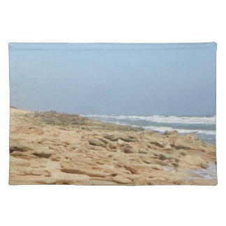 COQUINA STRAND IN FLORIDA Placemat