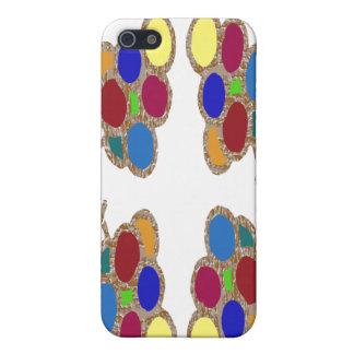 Corbeille de fruits exotique iPhone 5 case