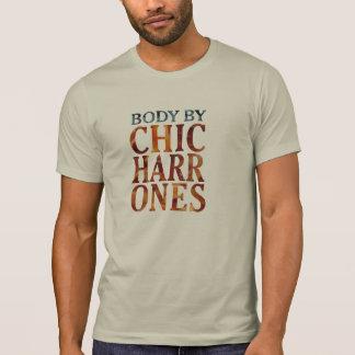 corps par conception drôle de T-shirt de porc de