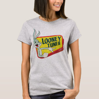 Correction LOONEY du ™ TUNES™ de BUGS BUNNY rétro T-shirt