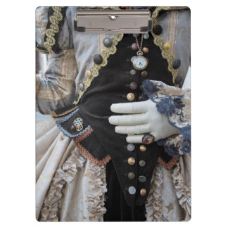 Corsage de Steampunk, carnaval, Venise Porte-bloc