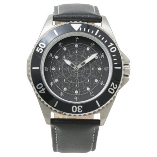 Cosmosys [Japanese Zodiac Version #2] Horloge