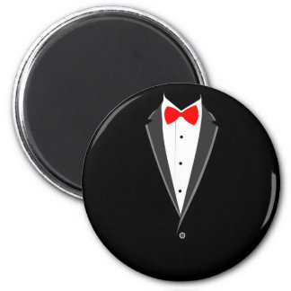 costume élégant de tabagisme de noir de smoking de aimant