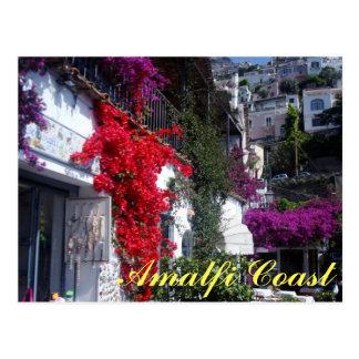 Côte d'Amalfi Carte Postale