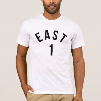 Côte Est, côte de bête All-Star T-shirt