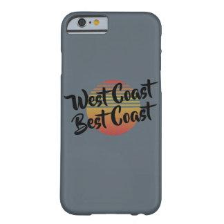 Côte ouest, le meilleur coque iphone de côte