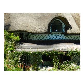 Cottage suisse près de Cahir - l'Irlande Carte Postale