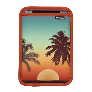 Coucher du soleil de la Floride Housse iPad Mini