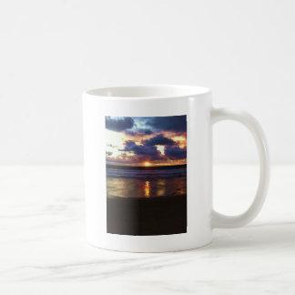 Coucher du soleil de Marina Del Rey Mug