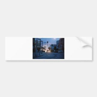 coucher du soleil de Venise Autocollant De Voiture
