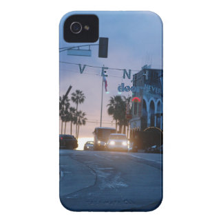 coucher du soleil de Venise Étuis iPhone 4