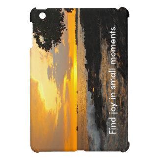 Coucher du soleil hawaïen coques iPad mini