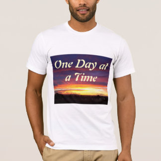 Coucher du soleil lumineux ODAT T-shirt