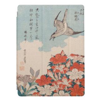 Coucou de Hokusai et art vintage de GalleryHD Protection iPad Pro