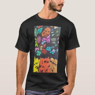 Couleur dans l'obscurité t-shirt