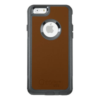 Couleur terreuse de Hardily Brown Coque OtterBox iPhone 6/6s