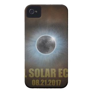 Couleur totale des textes de couronne de l'éclipse coques iPhone 4