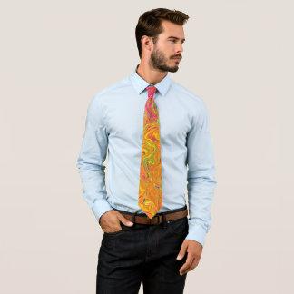 Couleurs de fluide de cravate