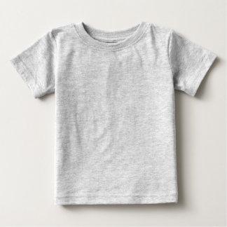 COULEURS fines du T-shirt 11 du Jersey de bébé