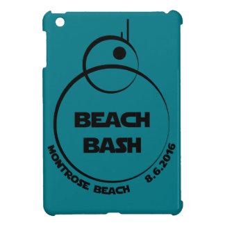 Coup 8 de plage coque iPad mini