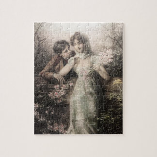 """COUPLES ROMANTIQUES 8"""""""" puzzle de la photo x10"""