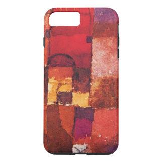 Coupoles rouges et blanches de Klee - Coque iPhone 7 Plus