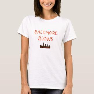 Coups de Baltimore T-shirt