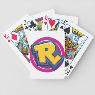 Coupure réduite jeu de cartes