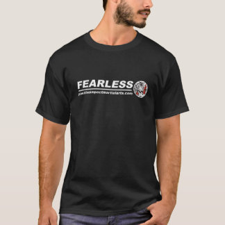 Courage courageux t-shirt