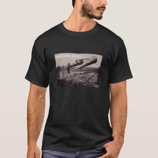 Courbure de Haegers - le noir des hommes - grande T-shirt