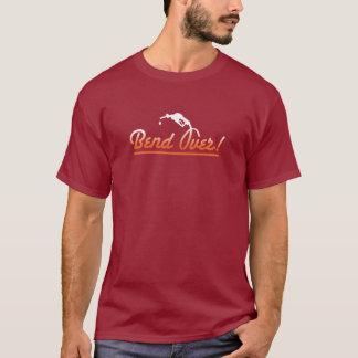 Courbure plus de t-shirt