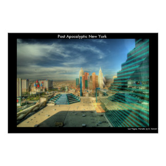 Courrier New York apocalyptique