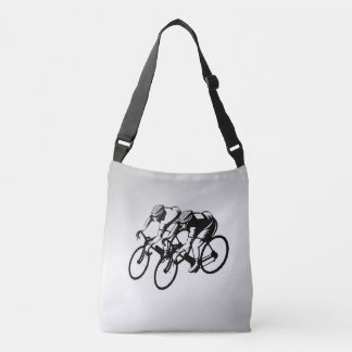 Course de bicyclette sac