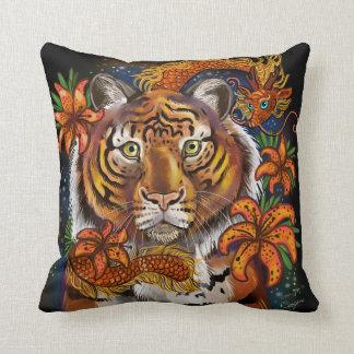 Coussin Année chinoise du tigre