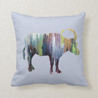 Coussin Art de Buffalo