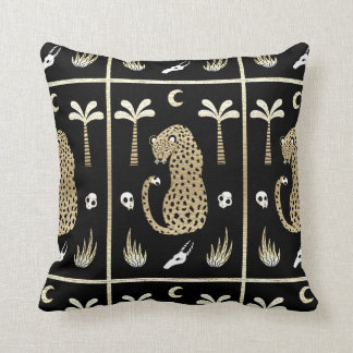 Coussin Art populaire africain