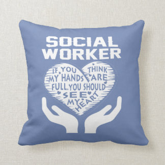 Coussin Assistant social