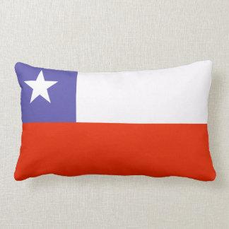 Coussin avec le drapeau du Chili