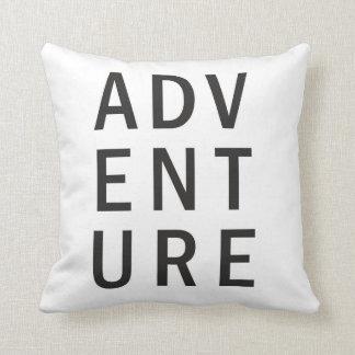 Coussin Aventure