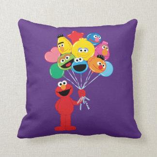 Coussin Ballons d'Elmo