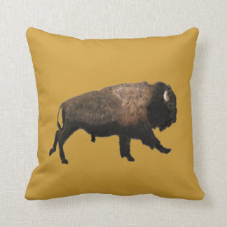 Coussin Bison