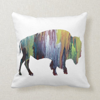 Coussin Bison/Buffalo
