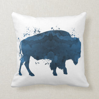 Coussin Buffalo/bison