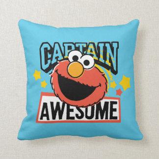 Coussin Capitaine Comic d'Elmo