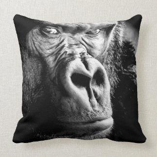 Coussin Carreau de gorille