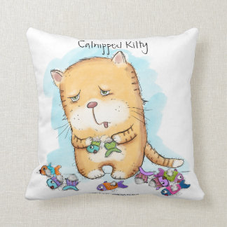 Coussin Catnipped Kitty