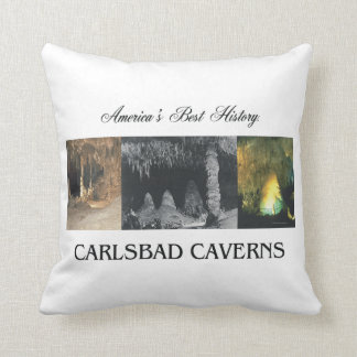 Coussin Cavernes d'ABH Carlsbad