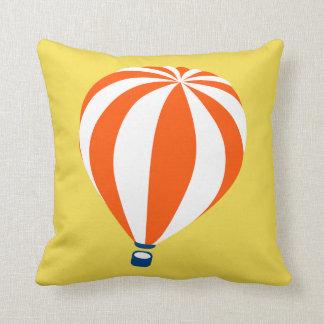 Coussin chaud de ballon à air