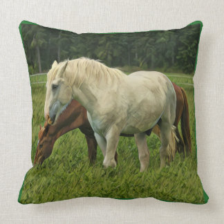 Coussin Chevaux sauvages